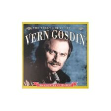 Vern Gosdin - The Truly Great Hits of - Vern Gosdin CD UGVG The Fast Free