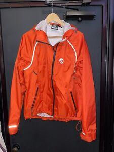 Showers Pass Jacket Orange Large