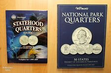 1999 - 2017 State & National Park 94 Quarter Uncirculated Set to Date w/Folders