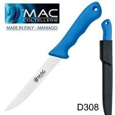 Knife Coltello Sfiletto Per Sfilettare Pesca MAC Coltellerie D308 MADE IN ITALY