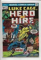 Power Man #7 VF (8.0) Merry Christmas World! Good-bye! Luke Cage Hero for Hire