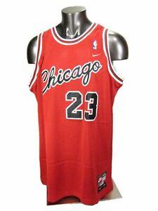 2004 Nike CHICAGO BULLS MICHAEL JORDAN FLIGHT 8403 PE Rookie Jersey SZ 2XL VTG