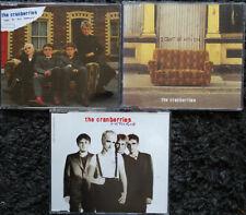 The Cranberries   -  3x cd-single