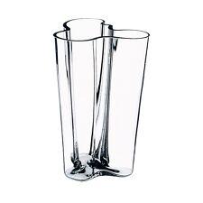 Iittala Alvar Aalto Collection - Crystal Vase