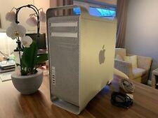Apple Mac Pro 2007 Quad Core X4 2.66Ghz 120GB SSD 1TB HD 6GB RAM Bluetooth Wifi