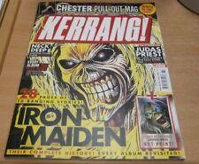 Kerrang! Weekly August Magazines