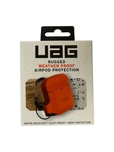 UAG AirPods (1st & 2nd Gen) Rugged Weatherproof Silicone Apple AirPods Case