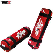 Weight Filled Sand Power Bag MMA Training Strength HomeFitness Crossfit 0-25kg R