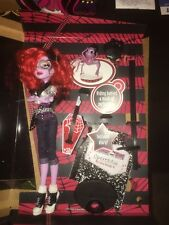 2010 Monster High Operetta First 1st wave Doll w/pet, diary, accessories