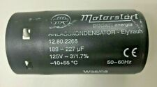 DUCATI MOTOR START CAPACITOR 189uf -227uf 125VAC SUIT SINGLE PHASE MOTOR