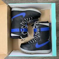 Nike Zoom Force 1 Unisex Snowboard Boots Men's 7 Women's 8.5NIB 334841-008