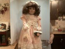 Porcelain Gobel Betty Jane Cater / Betty Ball Musical Doll.