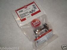LGB 67320 DOUBLE SPOKED STEEL WHEEL SET OF 2 PIECES BRAND NEW IN SEALED BAG!