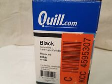 Quill HP CF410A REPLACEMENT BLACK TONER CARTRIDGE  NEW   FREE SHIPPING