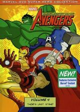 The Avengers: Earth's Mightiest Heroes!: Volume 4: Thor's Last Stand [New DVD]