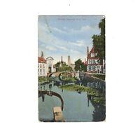 AK Ansichtskarte Feldpost - Bruges / Brügge - 1914