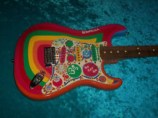 Rocky Fender Stratocaster Guitar Strat MIM Mexican Mexico  painted in USA