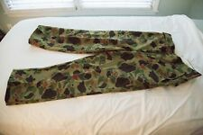 LL Bean Men's Camouflage Pants W36 L32