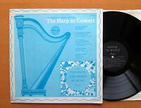 EXP 49 The Harp In Concert Debussy Handel Ibert Dusik ORYX Stereo NM/EX
