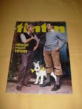 TINTIN N°235 mars 1980