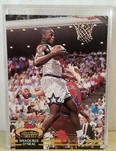 Shaquille O'NEAL 1992-93 Rookie Stadium Club #247/ Mint +