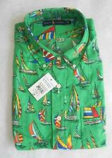 Ralph Lauren Linen Collared Casual Shirts & Tops for Men