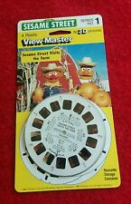 Sesame Street Visits the Farm for ViewMaster NOS