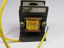 2pc Lot Detroit Coil Decco 95625-1 Electrical Solenoid 115V 3.2A 2-Wire Lead NEW