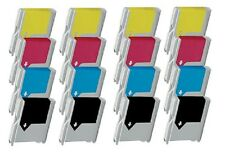 16-piezas cartuchos para Brother mfc-3360cn mfc-5460 mfc-5860 CN / lc-1000 BK/