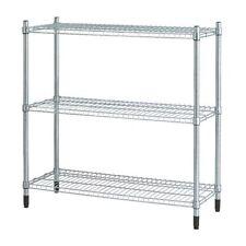 IKEA OMAR Regal verzinkt; (92x92x36cm) Standregal Aufbewahrung