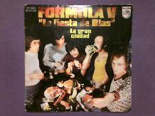 """Formula V - La Fiesta de Blas (7"""" single) p/sleeve juke box Spanish 60 29 222"""