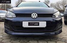 Frontlippe Frontspoilerlippe GTI-Look für VW GOLF 7 + Kleber