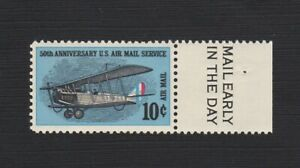 "USA 1968 - ""50th Anniversary U.S. Air Mail Service"" single Stamp - MUH*"