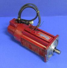 YASKAWA ELECTRIC 1.1KW 54.3 KG-CM 2000 R.P.M  9.1A  AC SERVO MOTOR USASEM-13YR11