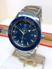Omega Seamaster 300M 41mm 233.90.41.21.03.001 BOX AND PAPERWORK 2016
