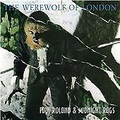 THE WEREWOLF OF LONDON - NEW CD
