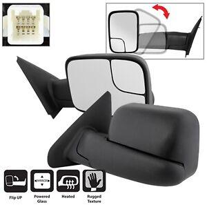 Spyder Auto 9935732 XTune Door Mirror Set Fits 02-09 Ram 1500 Ram 2500 Ram 3500