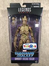Marvel Legends Guardians Of The Galaxy Groot (Toys R Us Exclusive) Action Figure