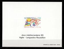 FG ND   sport  jeux méditéranéens   Agde    1993   num: 2795