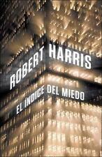 El Indice Del Miedo (Novela De Intriga) (Spanish Edition)-ExLibrary