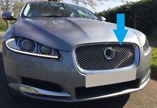 Chrome Front Grille Jaguar XF Honeycomb mesh 2011-15 estate saloon X250 XFR-S