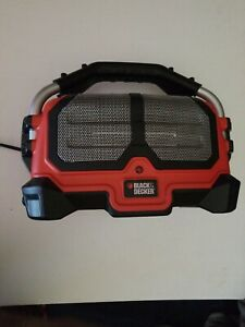 Black And Decker  Fan Forced Utility Heater Bdh-d16 perfect for garage