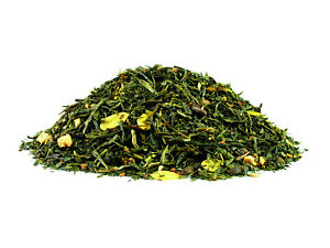 Orange-Vanilla-Cinnamon Luxury Green Tea Blend (25g - 500g)