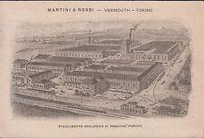 Pubblicitaria - Vermouth Martini & Rossi, Torino, viaggiata