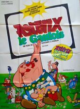 ASTERIX LE GAULOIS French Grande movie poster 47x63 GOSCINNY UDERZO 1967 NM