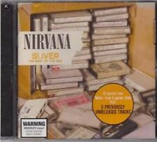 Nirvana - Sliver The best of the box, CD, WITH 3 UNRELEASED TRACKS, new & sealed
