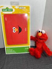Sesame Street® Elmo Decal Set for Kindle Fire™ + Small Elmo Plush Toy