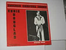 33rpm EDDIE DOUGLAS chicago country sound SPECTRA SSR-100 nice SEE PICS