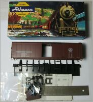 ATHEARN 5059 HO SCALE 50' S/Dr Box Car Kit Pennsylvania NOS #118489