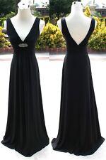 NWT BCBG  MAX AZRIA $498 Black Party Cocktail Dress XXS